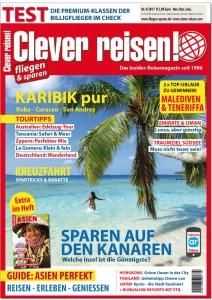 Clever-reisen! Ausgabe 4/17
