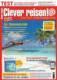 Clever reisen! Ausgabe 1/19