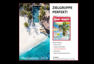 Clever reisen! Mediadaten 2019